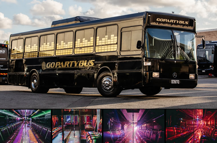 Perth hens night party bus hire